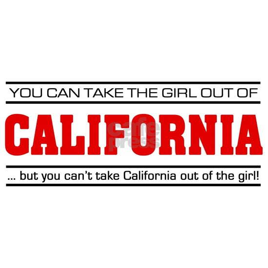 Girl out of california