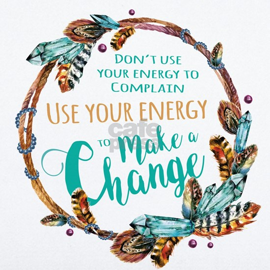 Make a Change Wreath