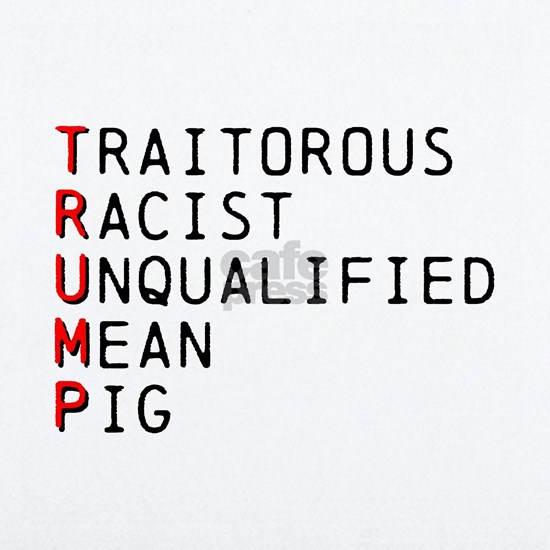 T is for Traitorous