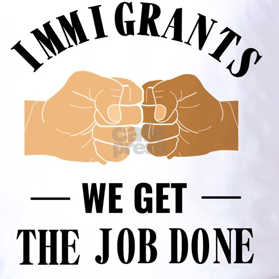 Immigrants Get The Job Done Diversity Designs