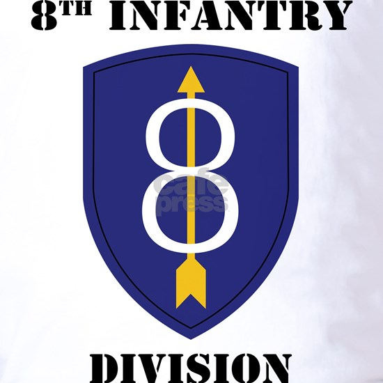 8th Inf Div Text