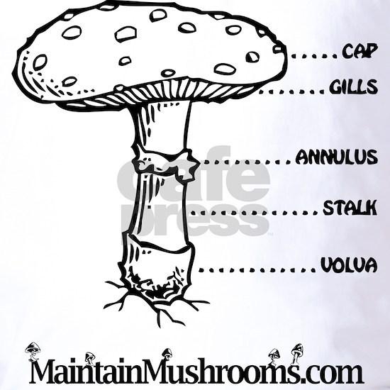 diagram of a mushroom mushroom diagram polo shirt mushroom diagram golf shirt by diagram of a typical mushroom polo shirt mushroom diagram golf shirt