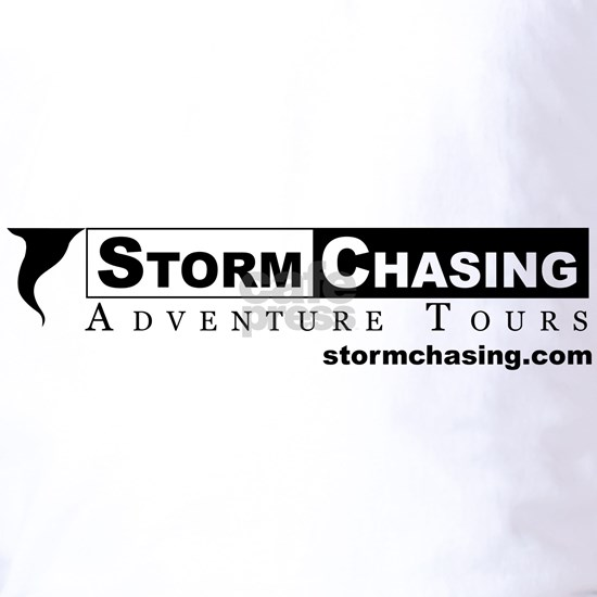 Storm Chasing Adventure Tours Logo Black