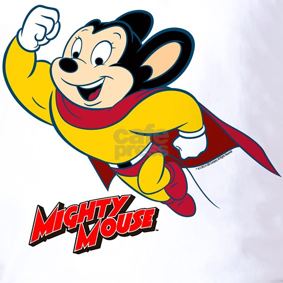 Mighty Mouse Logo14