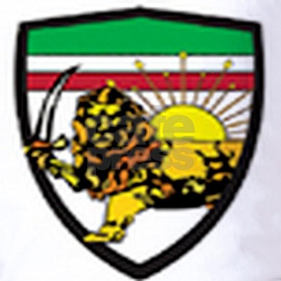 Shir o Khorshid shield