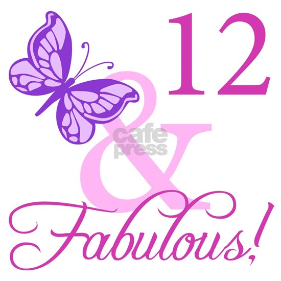 Fabulous 12th Birthday