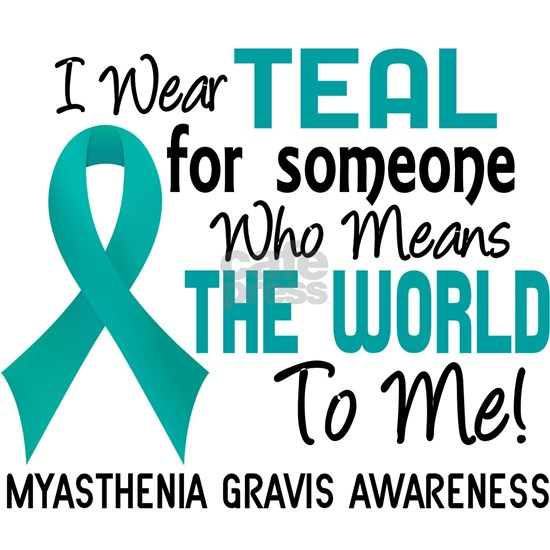 - Myasthenia Gravis Means World To Me 2