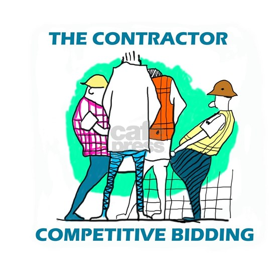 The Contractor Competitive Bidding