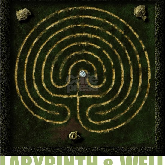 Labyrinth & well