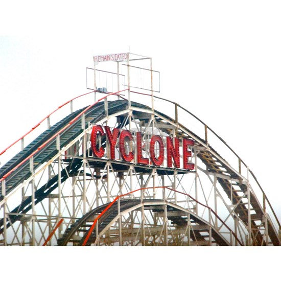 Coney Island: Cyclone