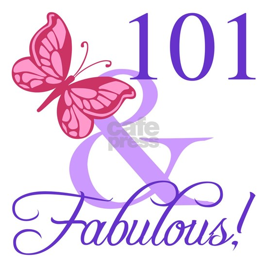 Fabulous 101st Birthday
