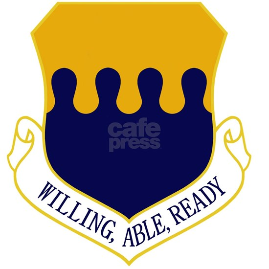 43rd Airlift Wing - Willing-Able-Ready