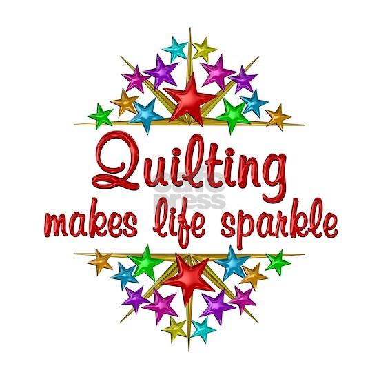 Quilting Sparkles