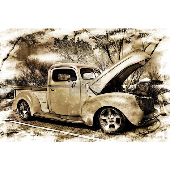 1940 Ford Pick-up Truck