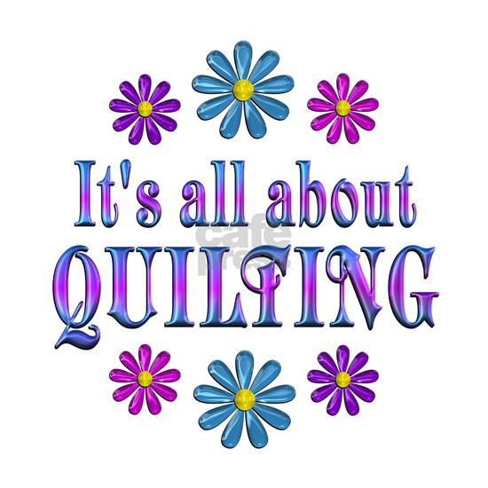 ALL ABOUT QUILTING