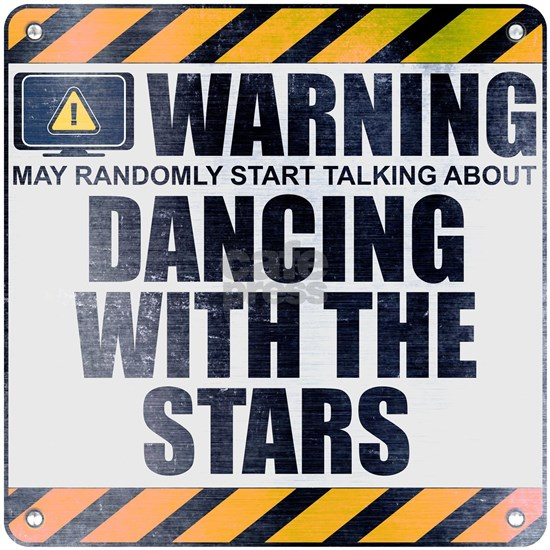 Warning: Dancing With the Stars