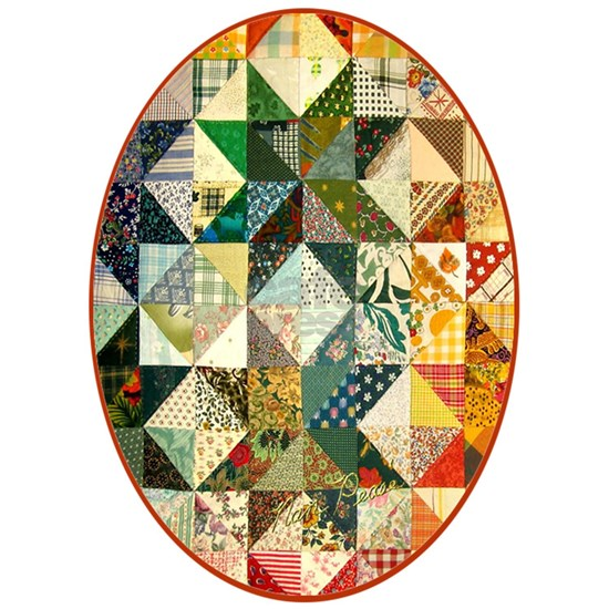 Fun Patchwork Quilt