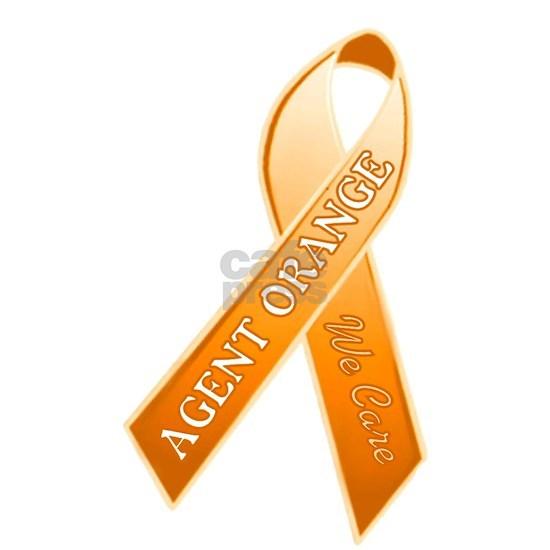 Agent Orange Ribbon