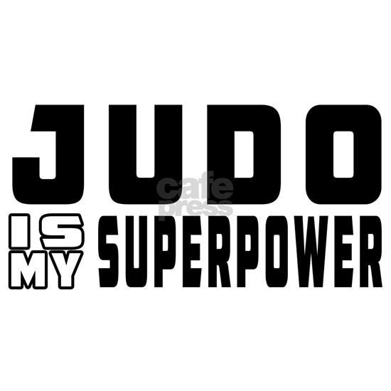 Judo is my superpower