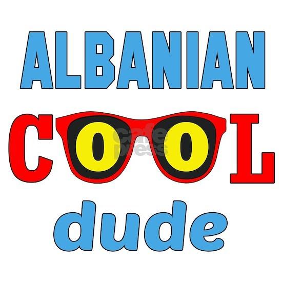 Albanian cool dude