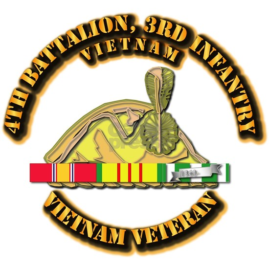 4th Battalion, 3rd Infantry