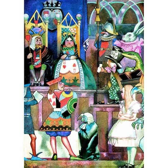 Alice in Wonderland-1
