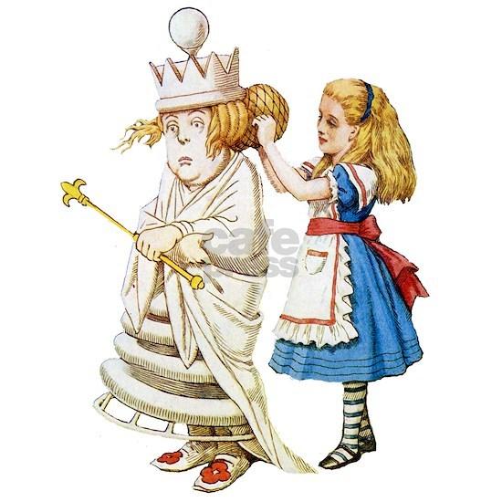 Alice  WHITE QUEEN SOLO_RD