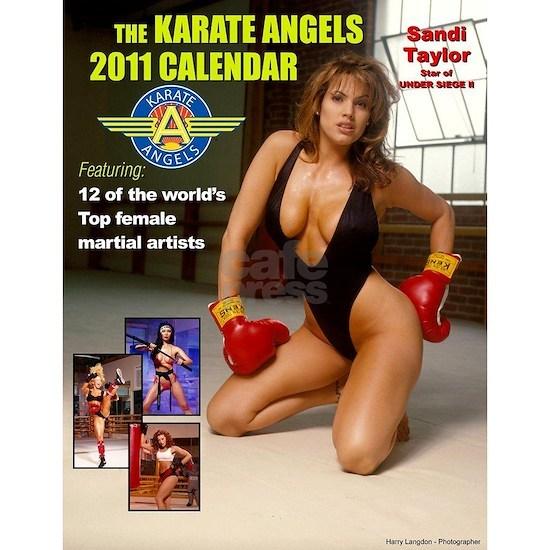 The_2011_Karate_Angels_Calendars