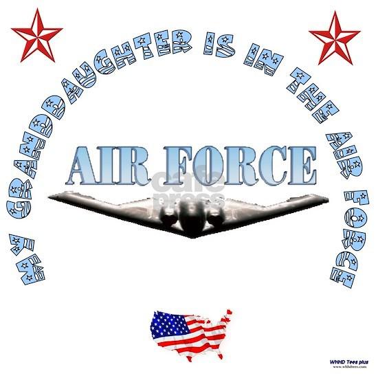 air force granddaughter