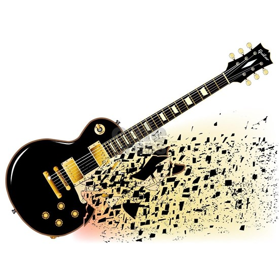 Shattering Blues Guitar