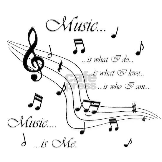 music is me no splatter