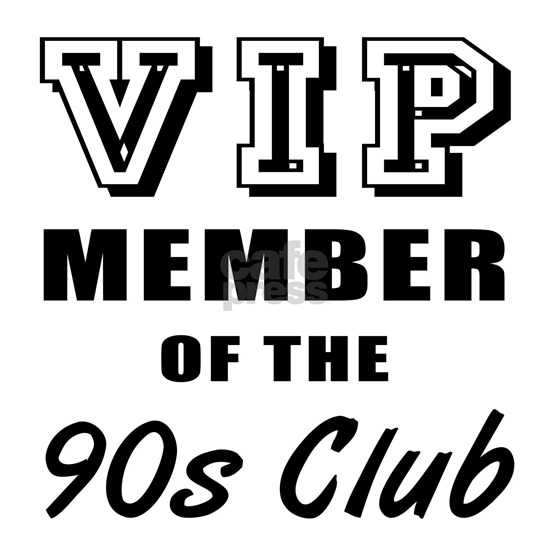 90s Club Birthday