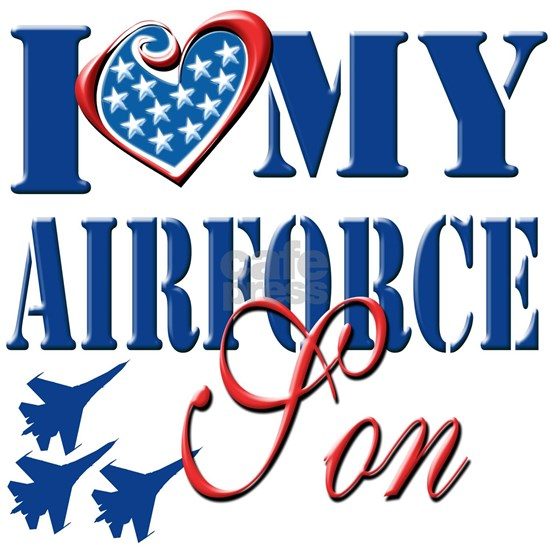 I Love My Airforce Son