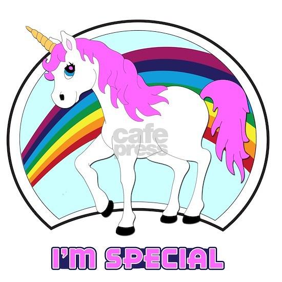 Im Special Funny Unicorn