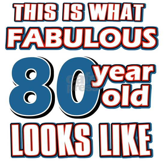 80 years fabulous