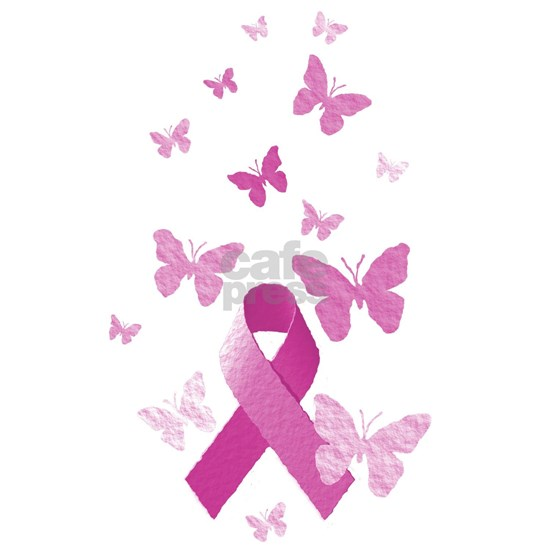 Pink Awareness Ribbon