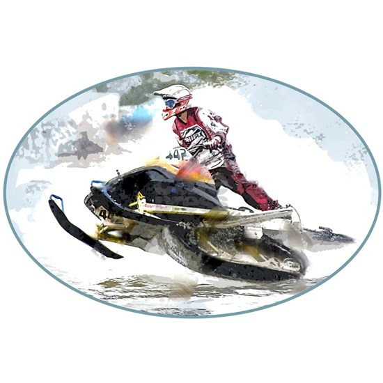 Snowmobile Competition