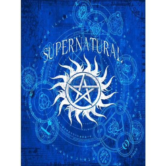 Supernatural Blue