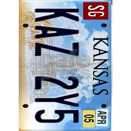 KAZ 275 Keyring