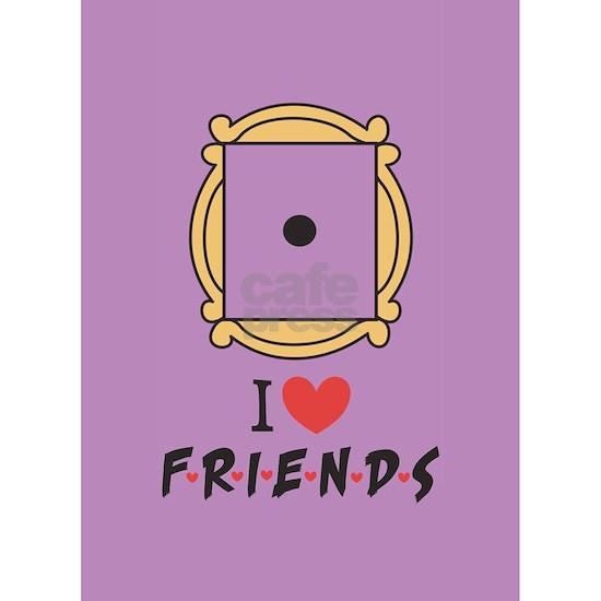 I heart Friends TV Show
