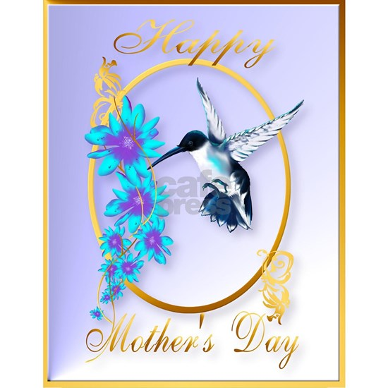 459_ipad_case Mothers Day with humming birds