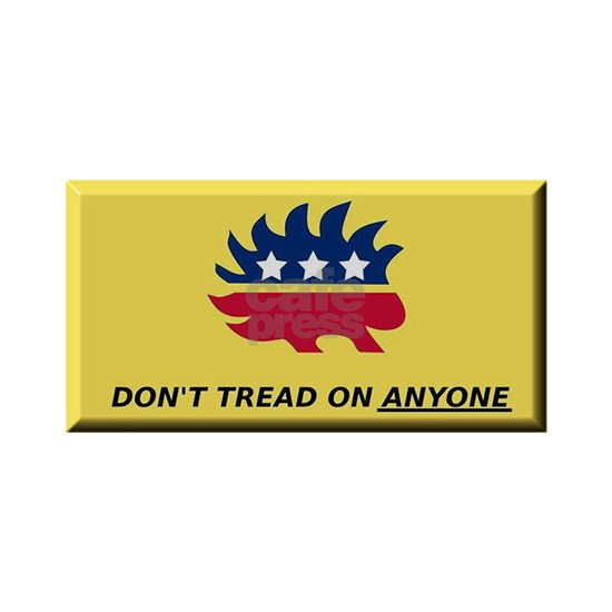 Don't Tread On Anyone