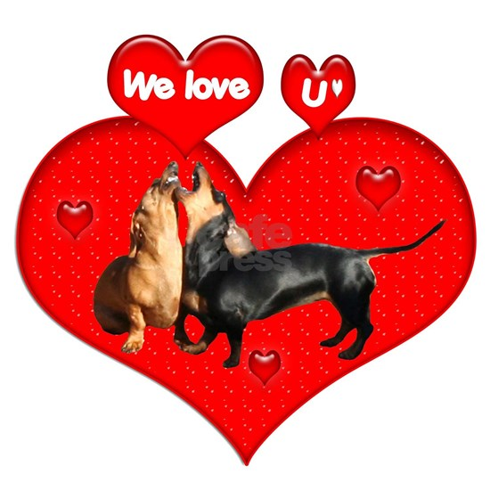 We Love You Doxies