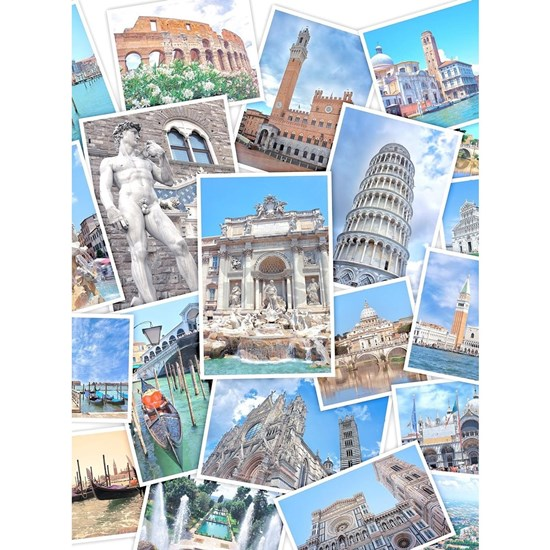 Italy Collage