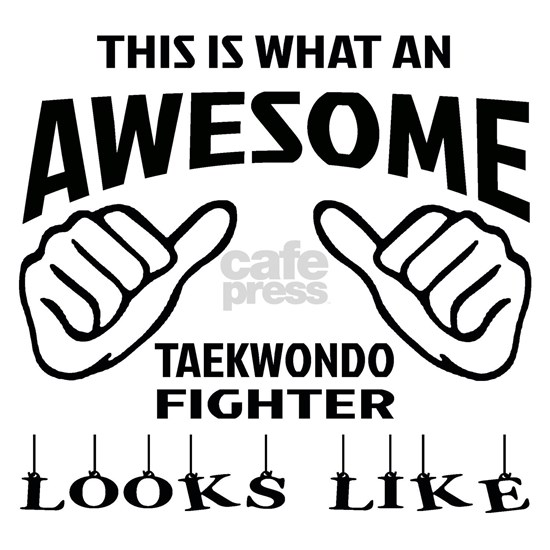This is what an awesome Taekwondo fighter