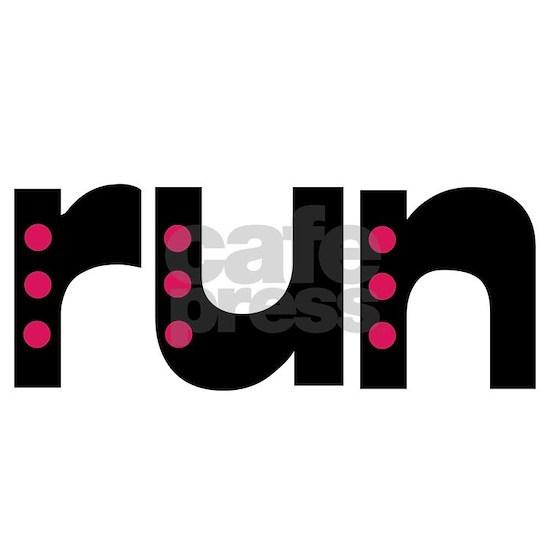 run pink polka