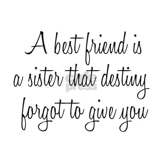 Best Friend Destiny