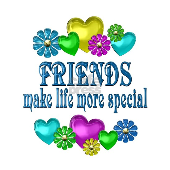Friends More Special