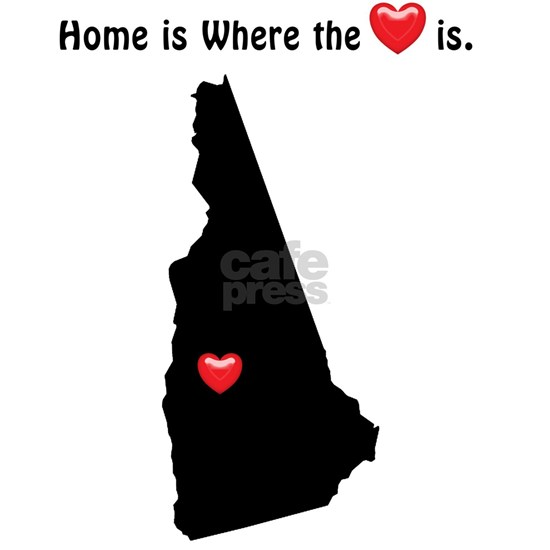 NEW HAMPSHIRE Home is Where the Heart Is