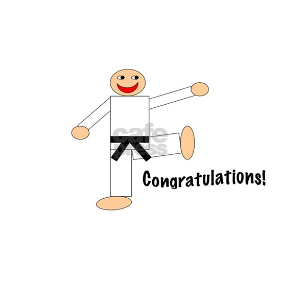 martial arts congratulations black belt